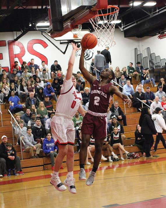 Bloomfield HS boys' basketball team seeks progress; standout guard Michael Ramos transfers back to Bengals