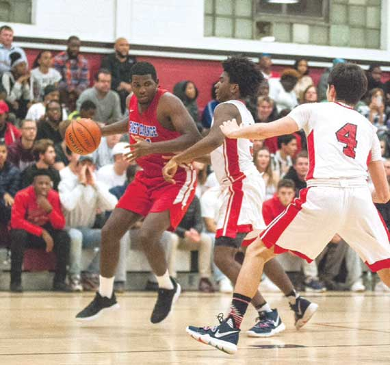 East Orange Campus HS boys' basketball team tops Orange at 10th Annual OHS M.L.K. Classic