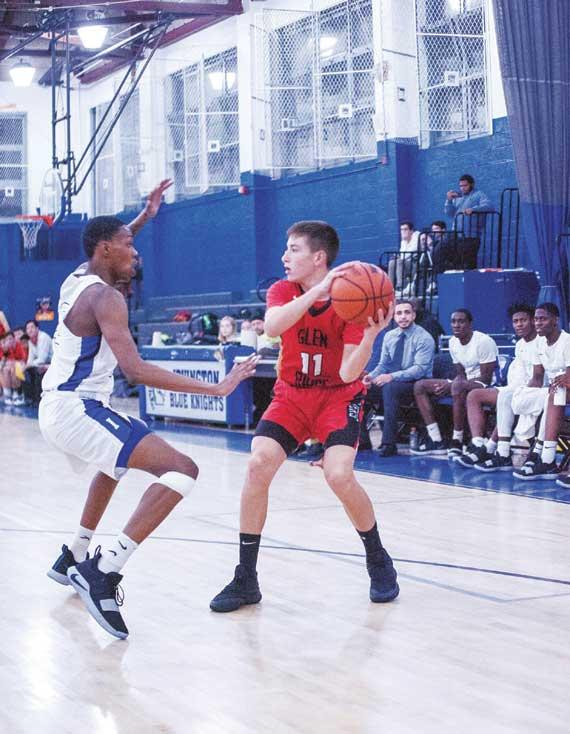 Glen Ridge HS boys' basketball team seeks to regroup