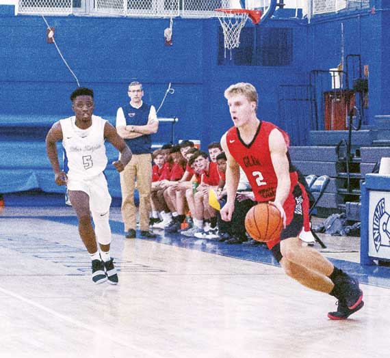 Glen Ridge HS boys' basketball team downs MKA