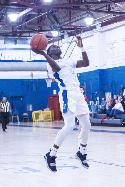 Irvington HS boys' basketball team improves to 9-0 on season