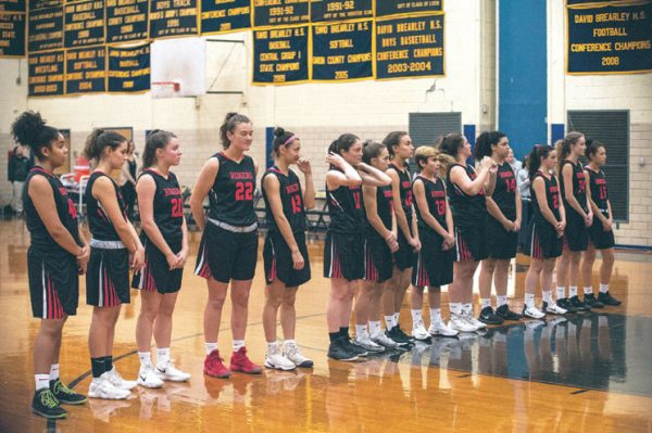 Glen Ridge HS girls basketball team seeks solid run in state tournament