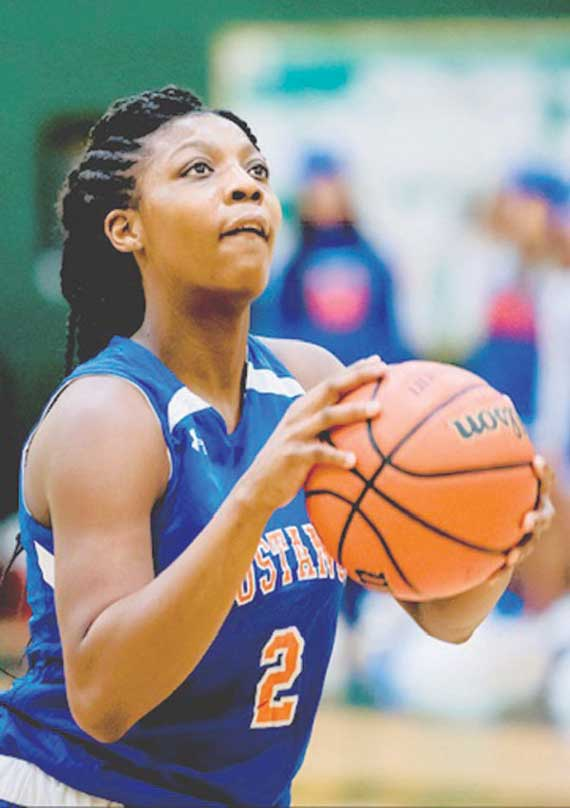 UPDATED: Briana Lee's quadruple-double sparks Irvington HS girls' basketball team