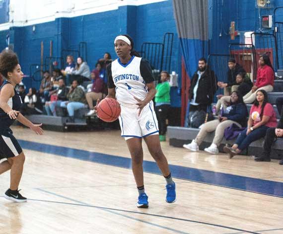 Irvington HS girls' basketball team seeks to return to winning ways