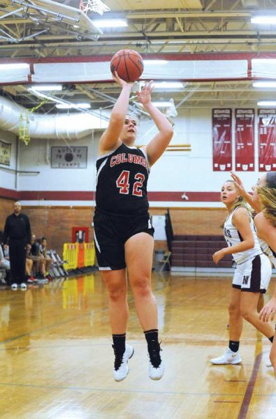 Columbia HS girls' basketball teams notch two straight victories