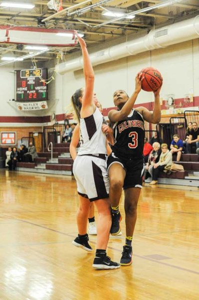 Columbia HS girls' basketball team seeks progress