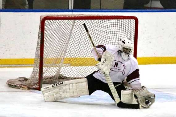 Nutley/Columbia ice hockey team enjoying solid season; looks to contend for championships