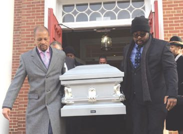 Many turn out to praise memory of Lebby C. Jones