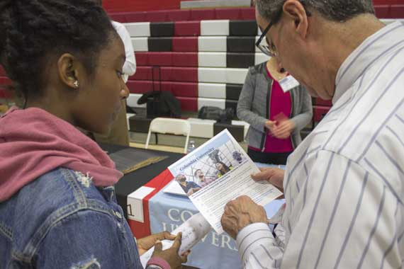 CHS helps students plan for future after high school