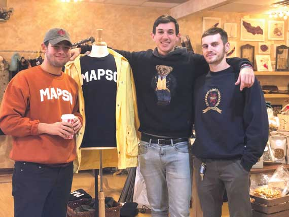 Teen entrepreneurs see huge success supplying MAPSO