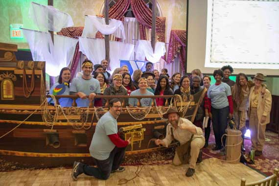 Ahoy! South Mountain YMCA launches Treasure Quest to raise funds