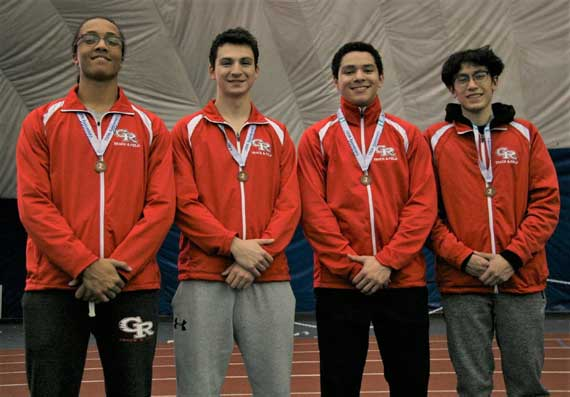 PHOTOS: Glen Ridge HS indoor track teams compete at Group 1 State Relays