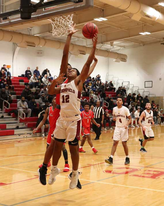 UPDATED: BHS boys basketball team to host Newark Academy in the ECT