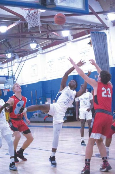 Irvington HS boys basketball team has unfinished business in state tournament