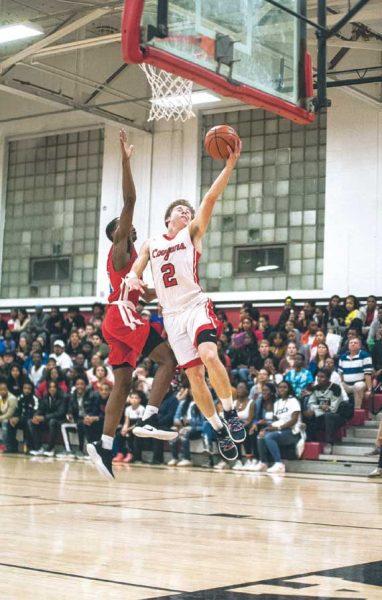Columbia HS boys basketball team seeks good run in state tournament
