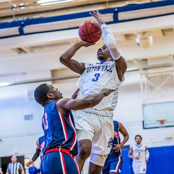 Seton Hall Prep basketball team wins 10th in a row; advances to ECT semifinals