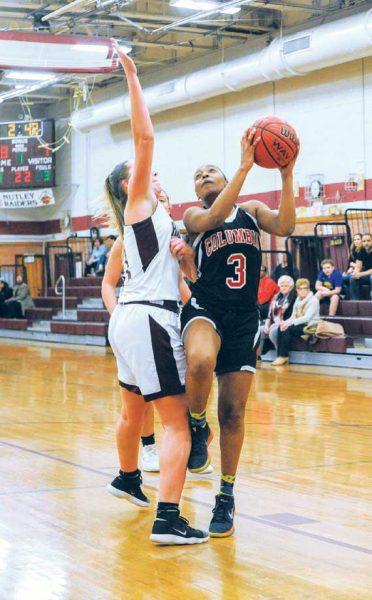 Columbia HS girls basketball team prevails over Newark Academy