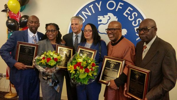 County recognizes 'Essex Five' for Black History Month