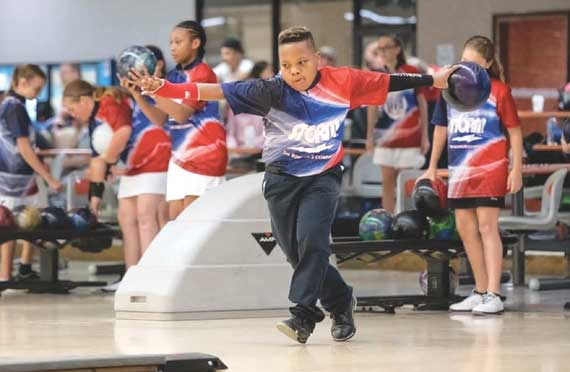 Maplewood boy, age 10, bowls perfect game