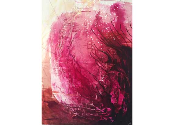 Luna Gallery to feature work of Montclair artist
