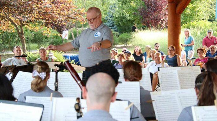 West Orange Community Band amazes at its premiere concert